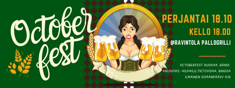 Link to event Octoberfest