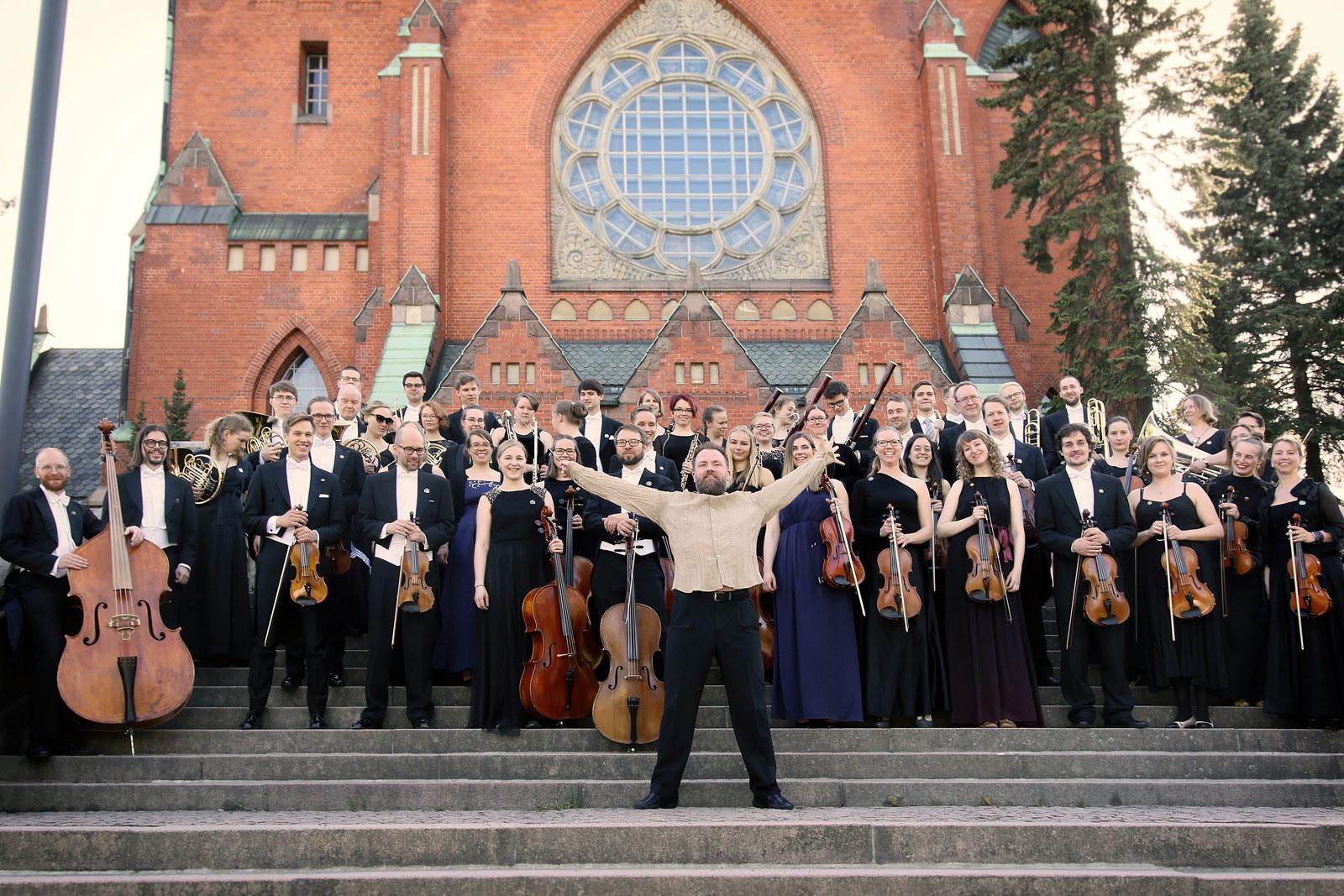 Link to event Ylioppilaskunnan Soittajat Concert