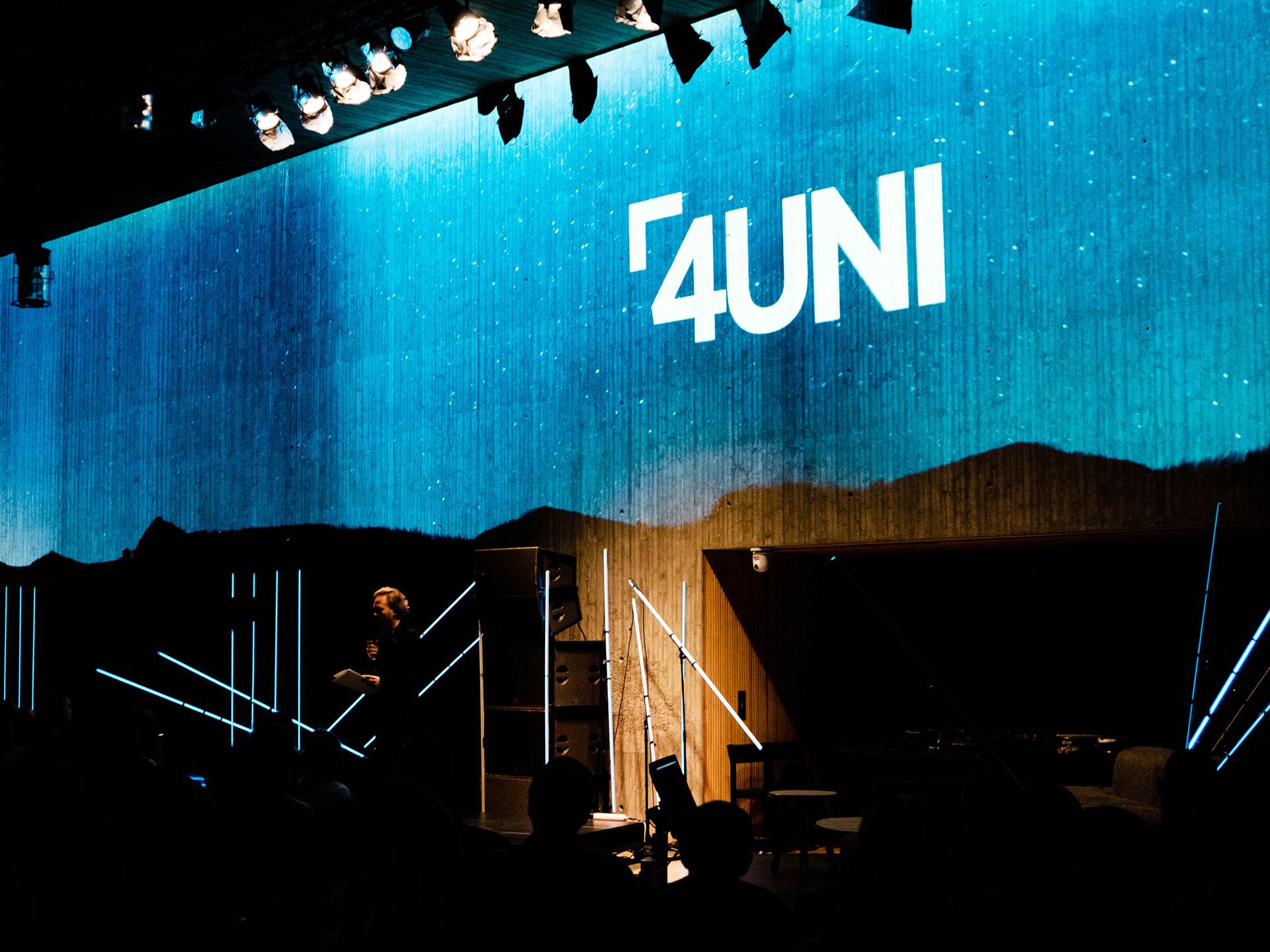 Linkki tapahtumaan 4UNI Showcase