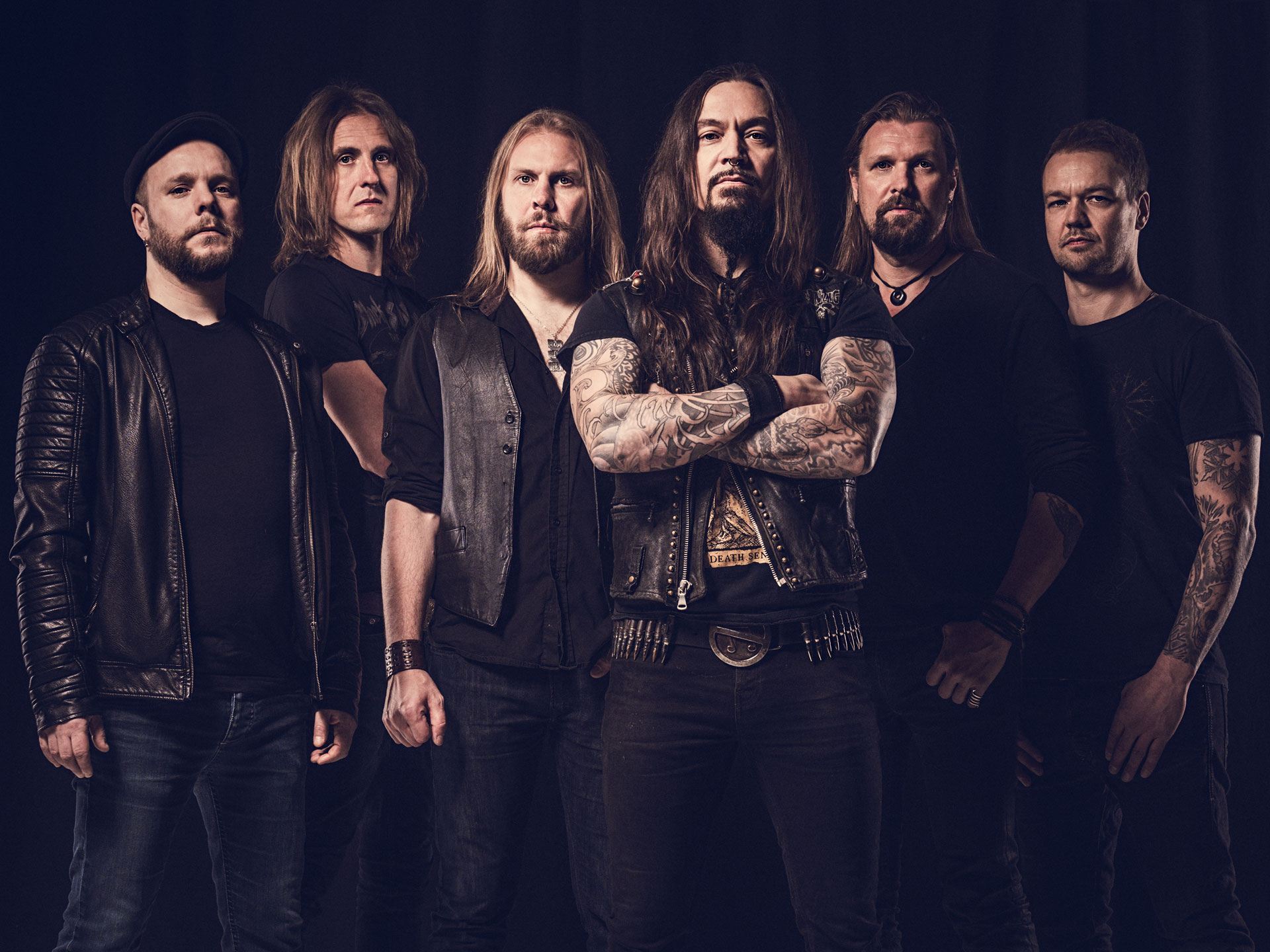 Link to event Amorphis