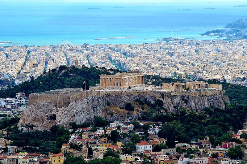 Linkki tapahtumaan Ateena ennen ja nyt