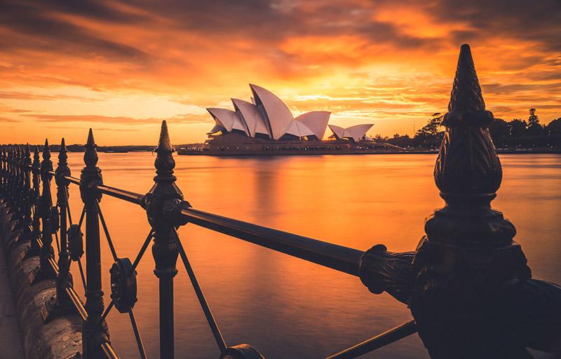 Linkki tapahtumaan Australia