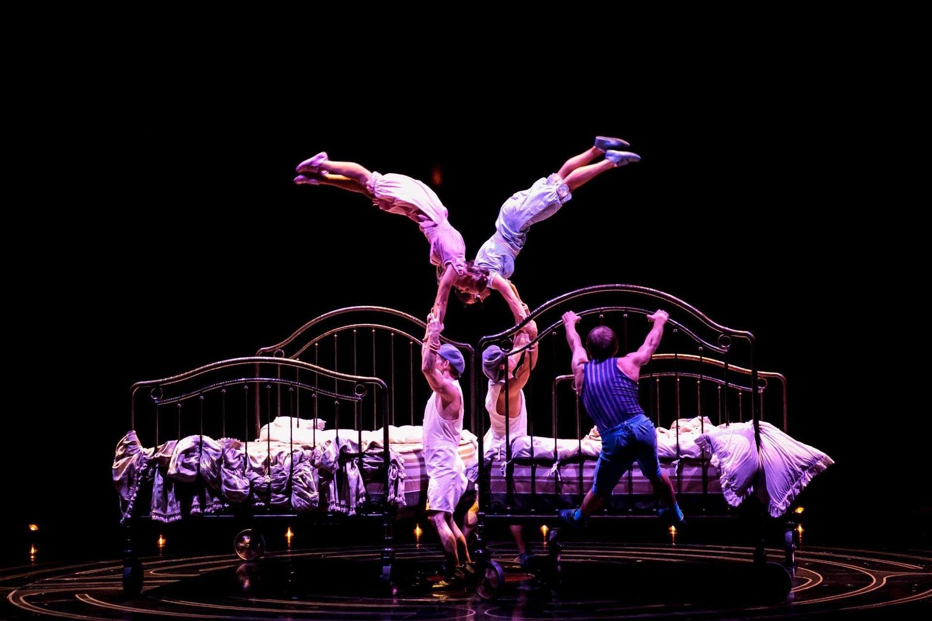 Link to event Cirque du Soleil: Corteo