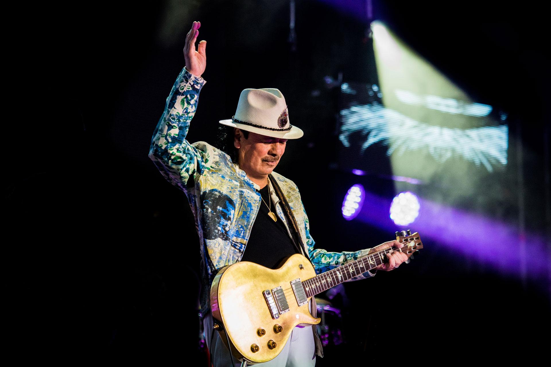 Link to event Carlos Santana