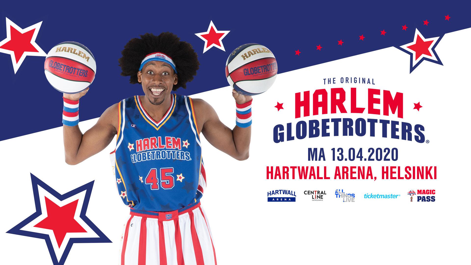 Link to event Harlem Globetrotters