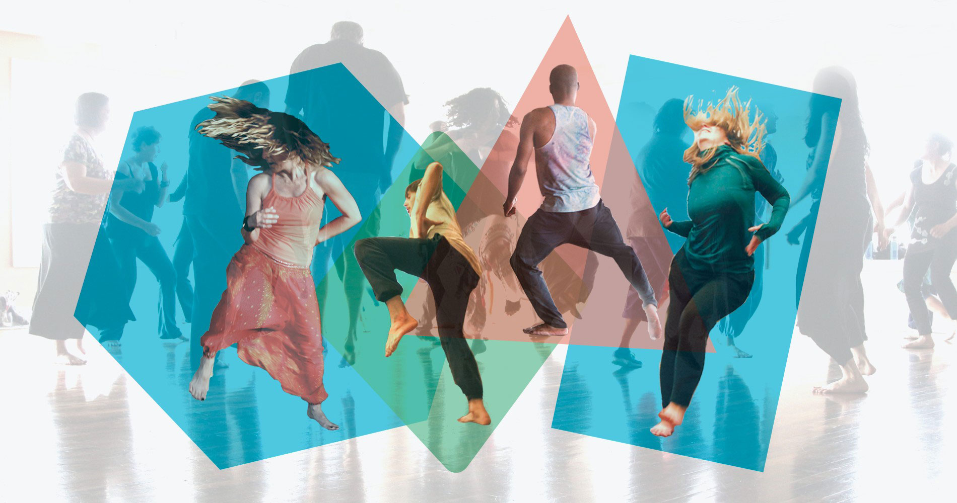 Link to event Move Into Being: 5Rhythms Weekly Class