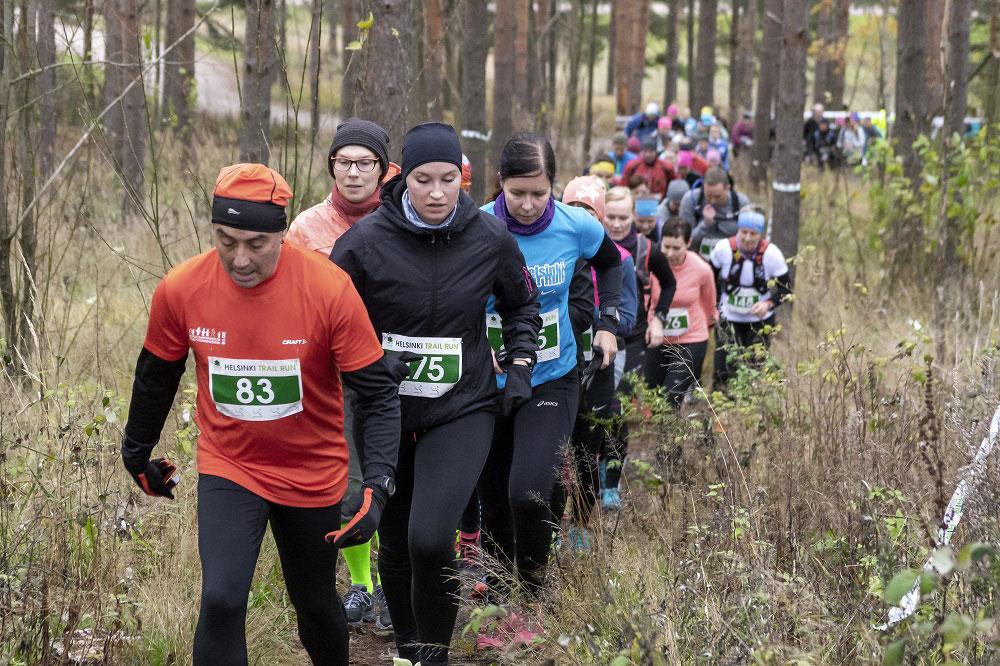 Link to event Helsinki Trail Run 2019