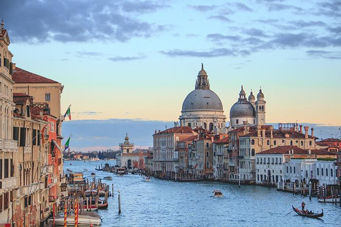 Link to event Venezia e la regione del Veneto