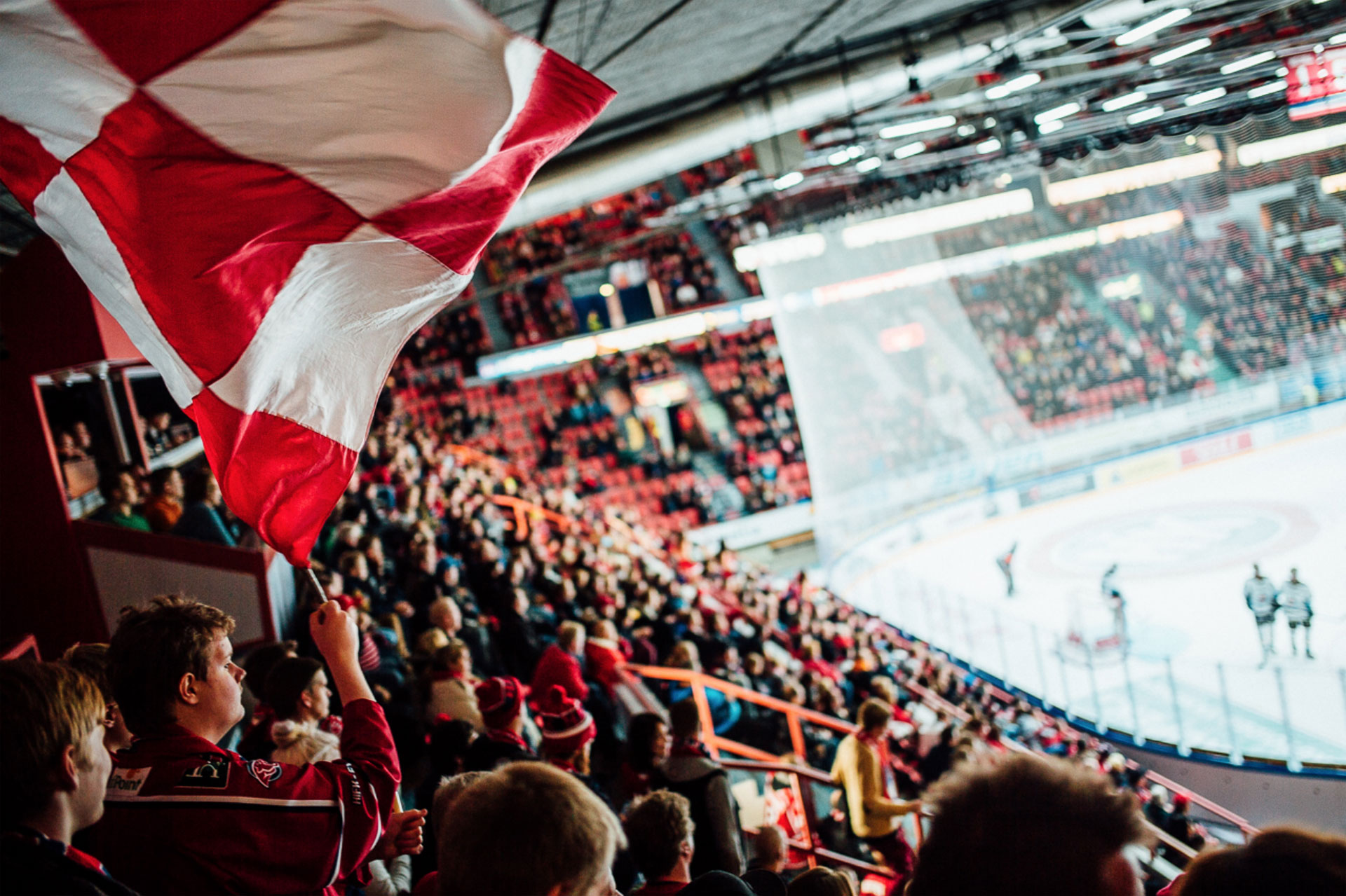 Link to event Finnish Ice Hockey League: HIFK - SaiPa