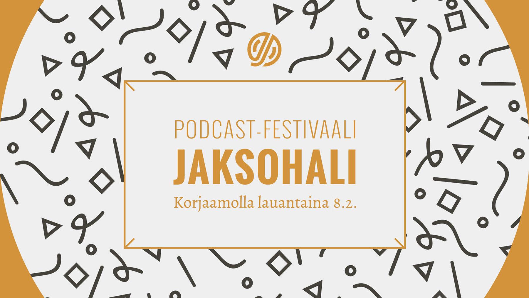 Link to event Jaksohali Podcast Festival