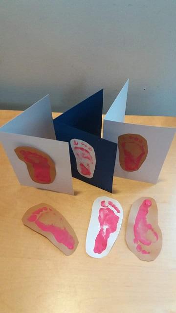Linkki tapahtumaan Pienten puuhat - Lapsen ekologinen jalanjälki-taidetuokio