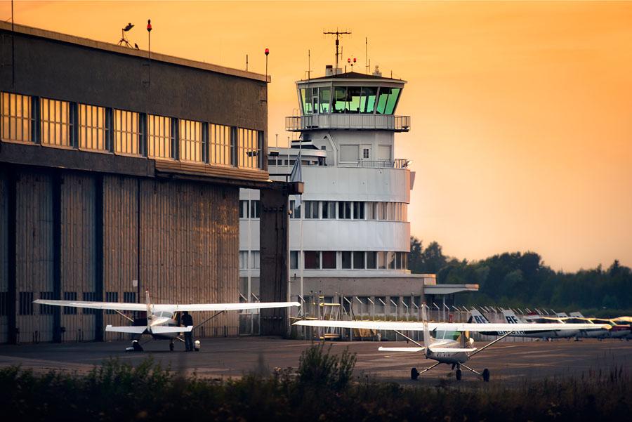 Linkki tapahtumaan Retki Malmin lentoasemalle