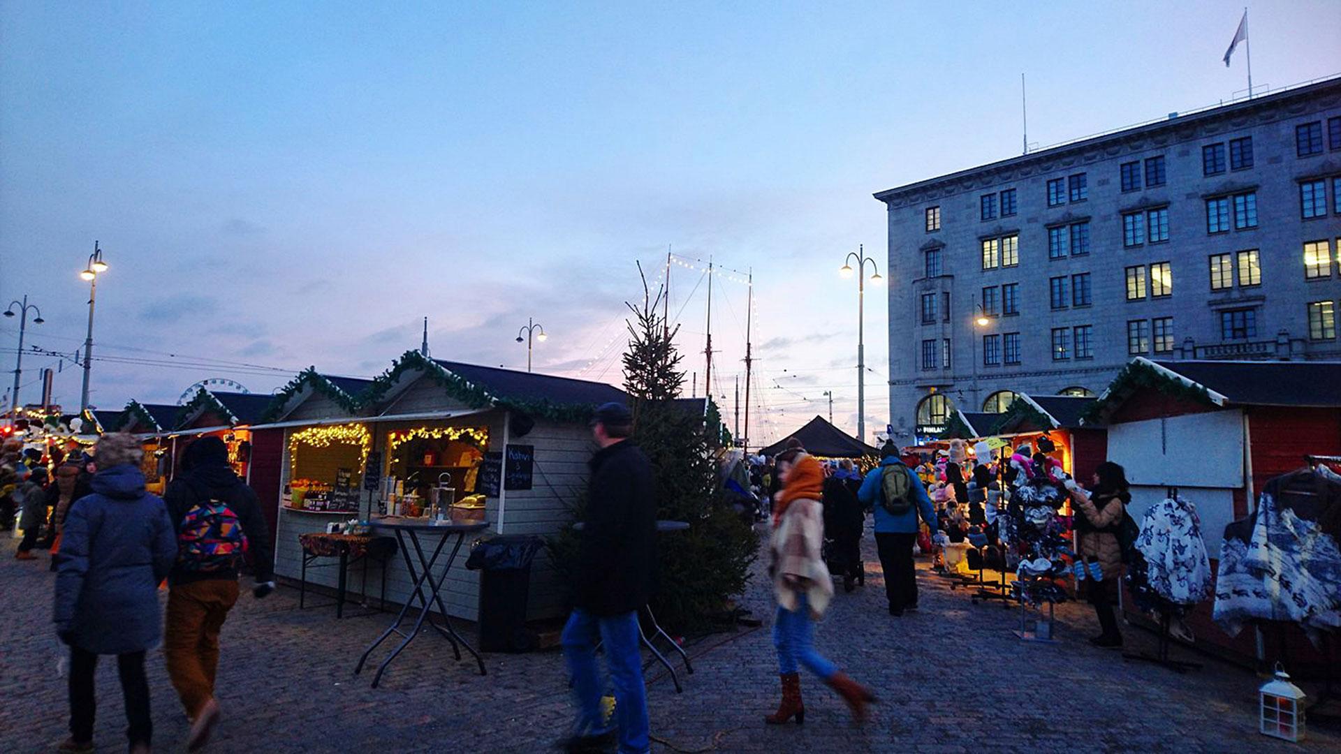 Link to event Manta's Christmas Market 2019