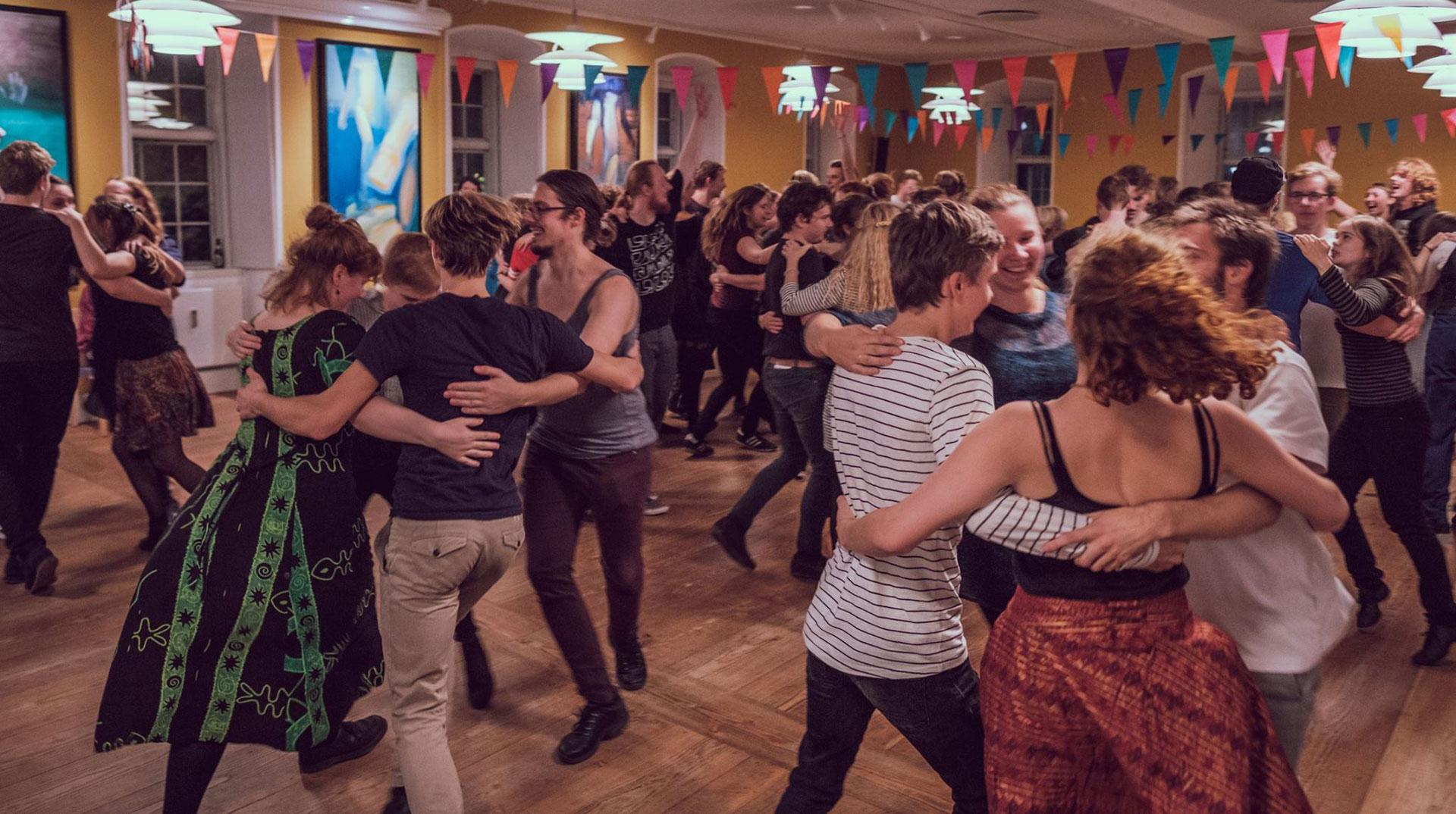 Länken till evenemang Nordic Dance Helsinki vårklubb