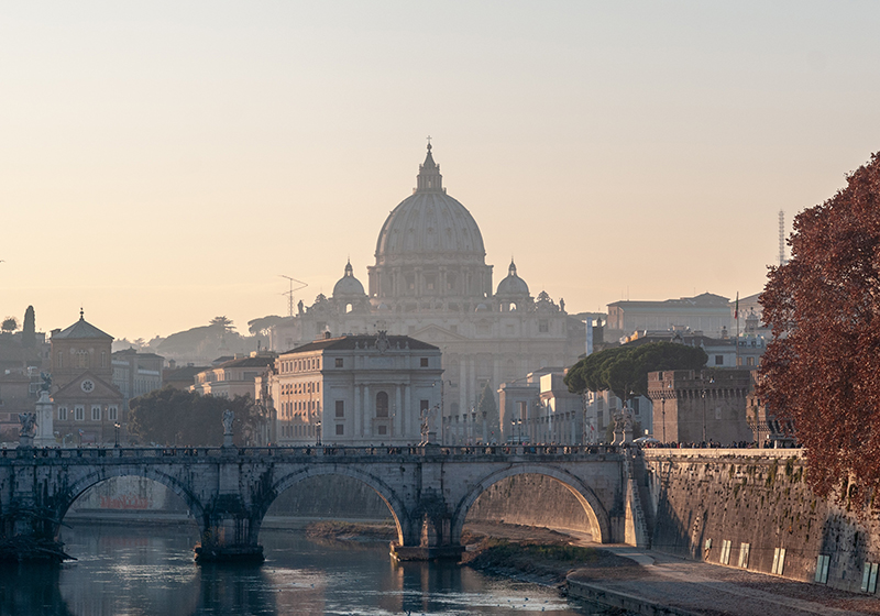 Linkki tapahtumaan Bella Italia: Sardiniasta Roomaan
