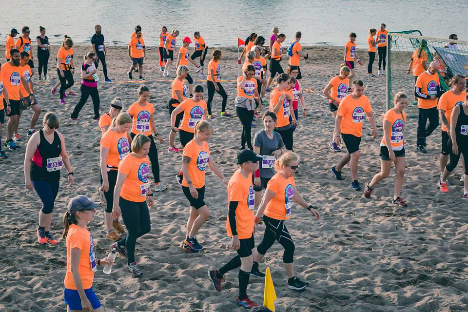 Link to event Helsinki Twilight Run & Walk 2019