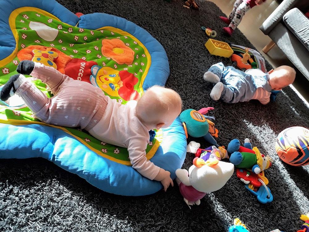 Linkki tapahtumaan Vauva-/taaperotreffit leikkipuisto Etupellossa