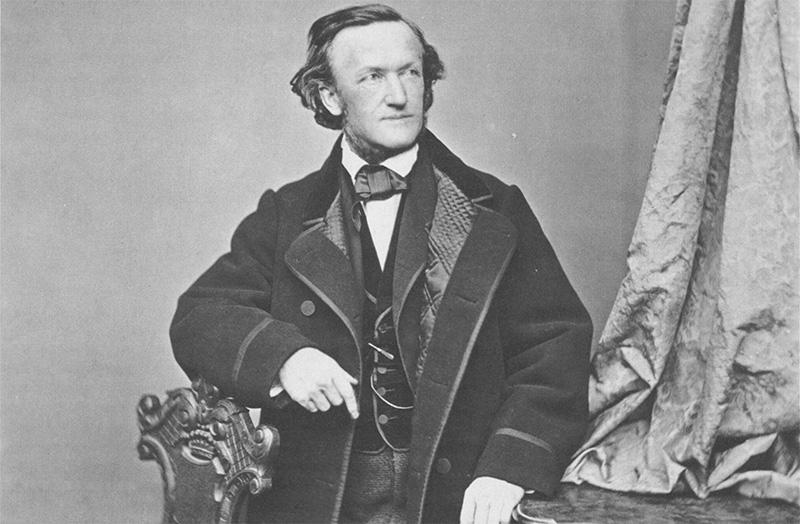 Linkki tapahtumaan Richard Wagnerin Sormus