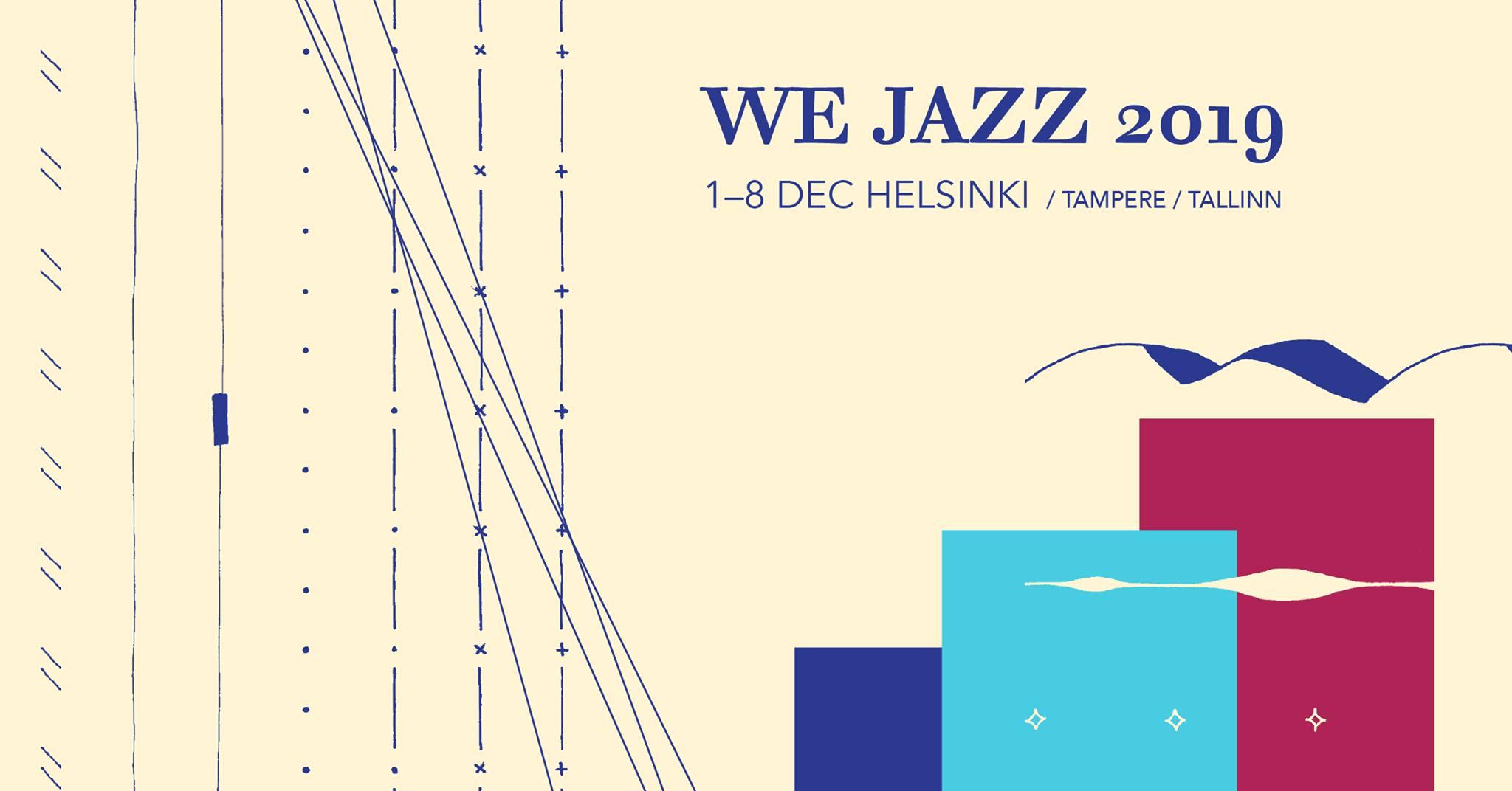 Link to event We Jazz: Katu Kaiku, Terkel Norgaard with Ralph Alessi, Timo Lassy & Teppo Mäkynen
