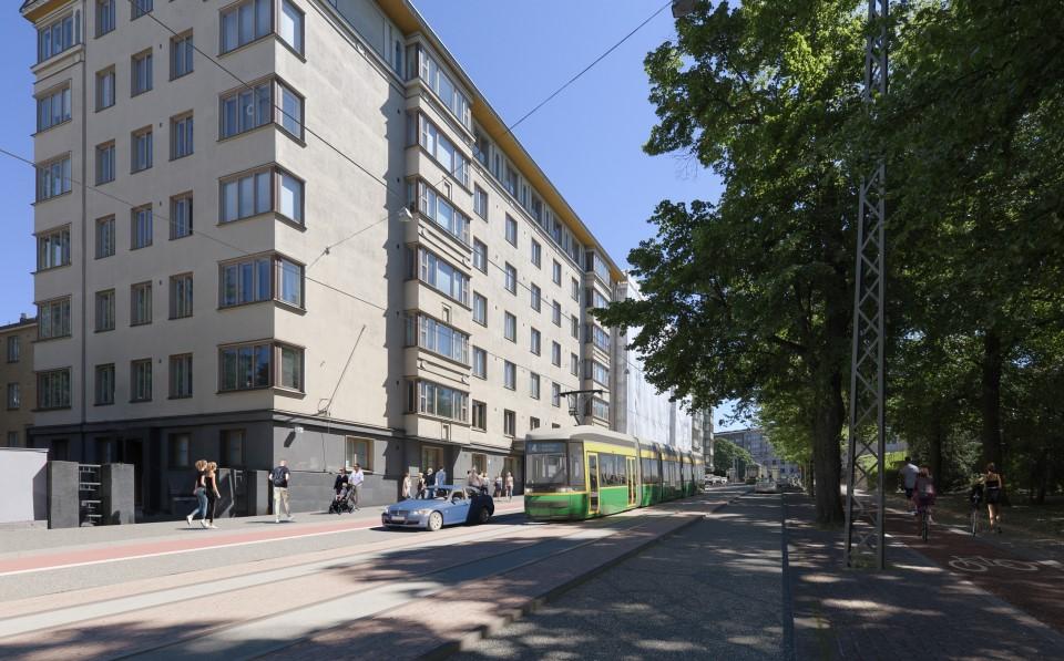 Kantakaupunkiin Ja Lantiseen Helsinkiin Uusia Raideyhteyksia