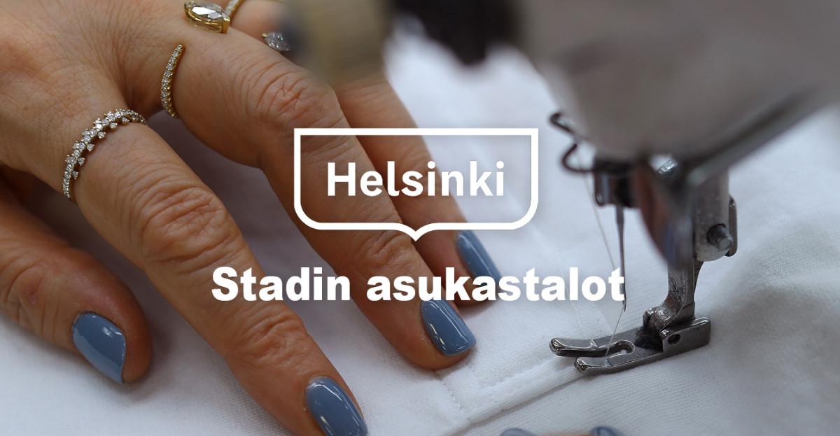 Linkki tapahtumaan Kädentaidot Oulunkylässä - Ompeluohjausta