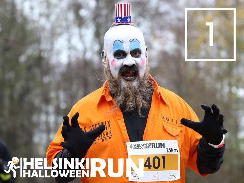 Link to event Helsinki Halloween Run 2020