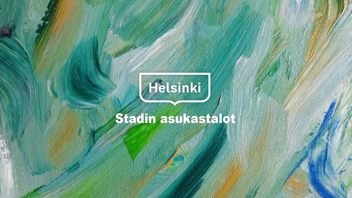 Linkki tapahtumaan Idda Honkasen näyttely: Villit värit