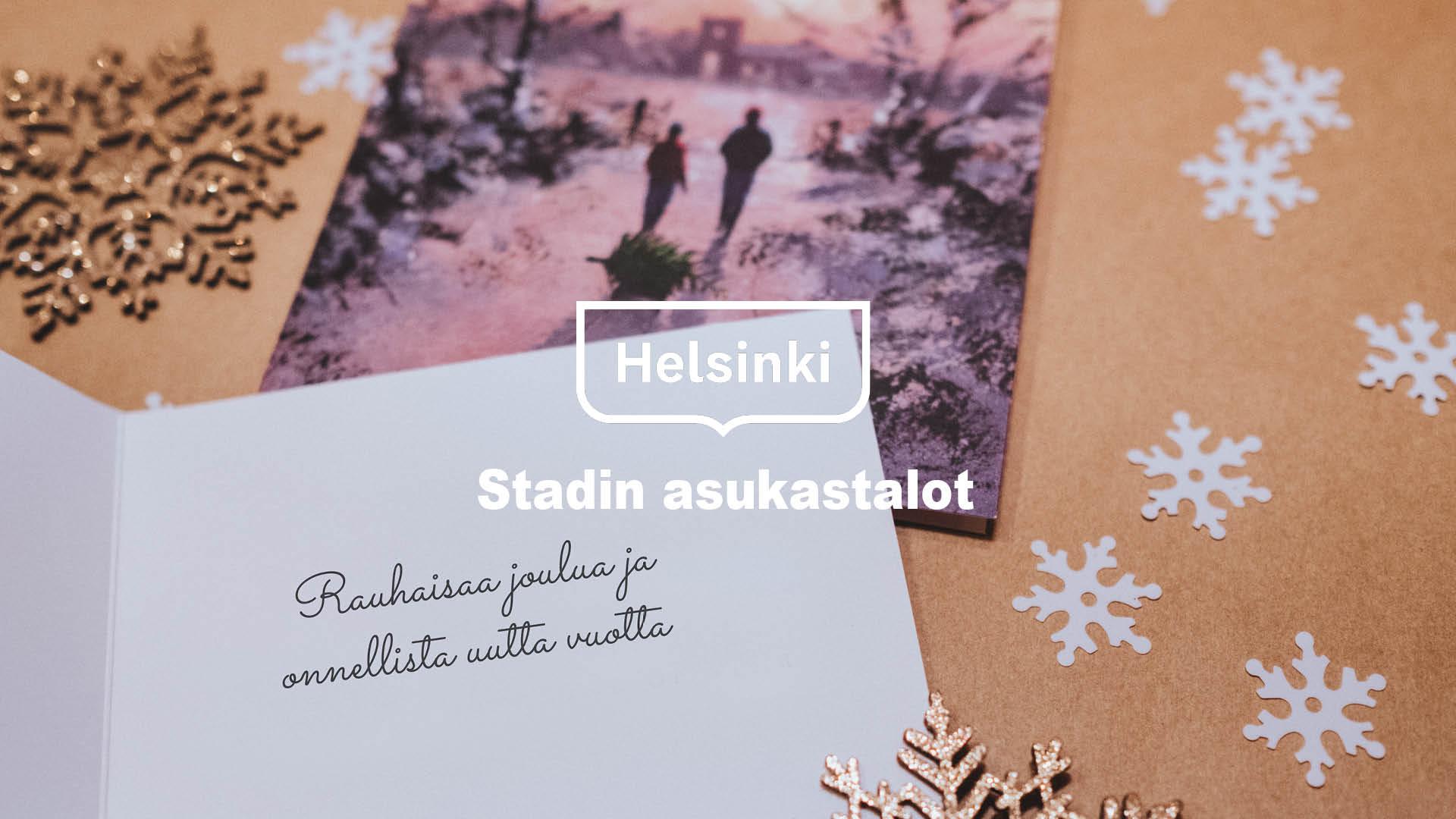 Linkki tapahtumaan Taitotorstai - joulukortit