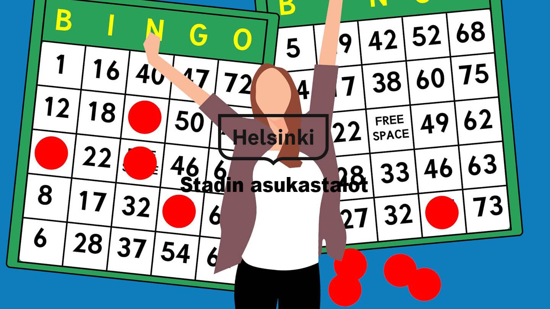 Linkki tapahtumaan Bingo