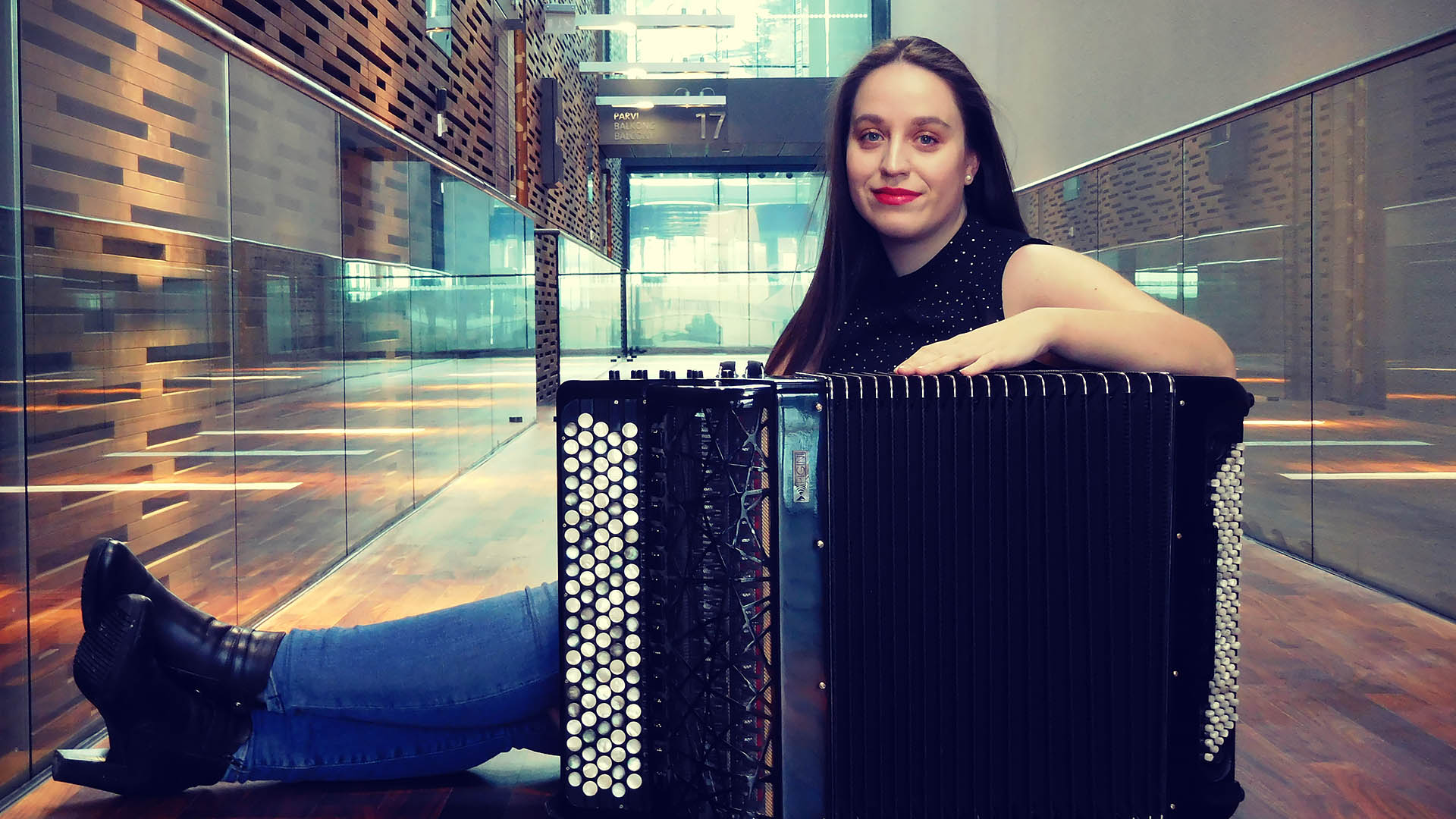 Link to event Master's recital: Manca Dornik, accordion
