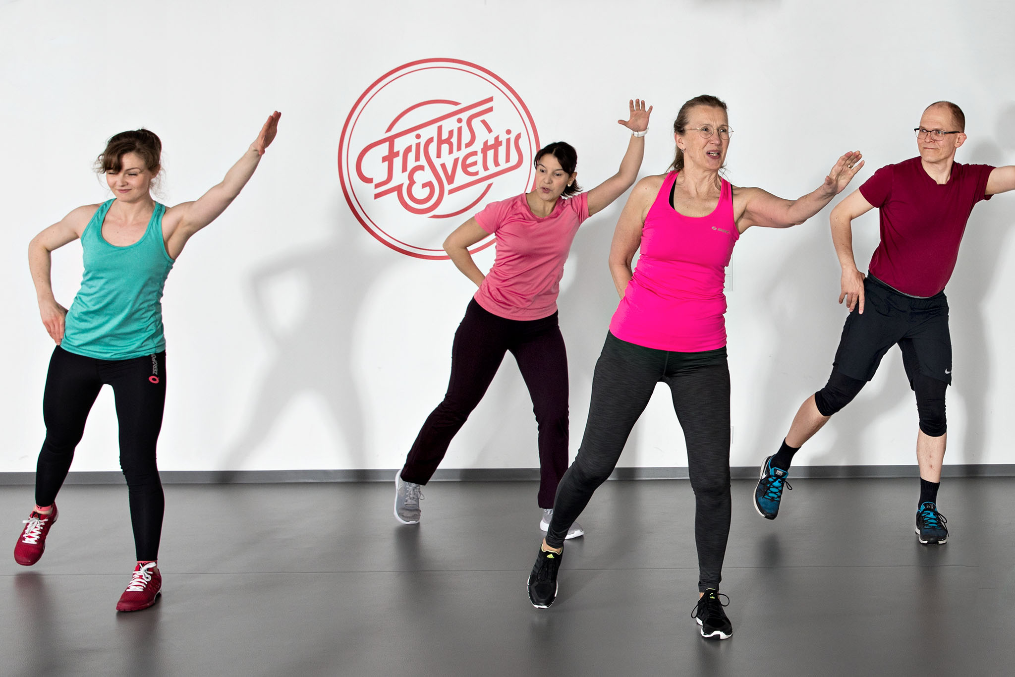 Link to event Friskis' Online Workout: Jumppa soft
