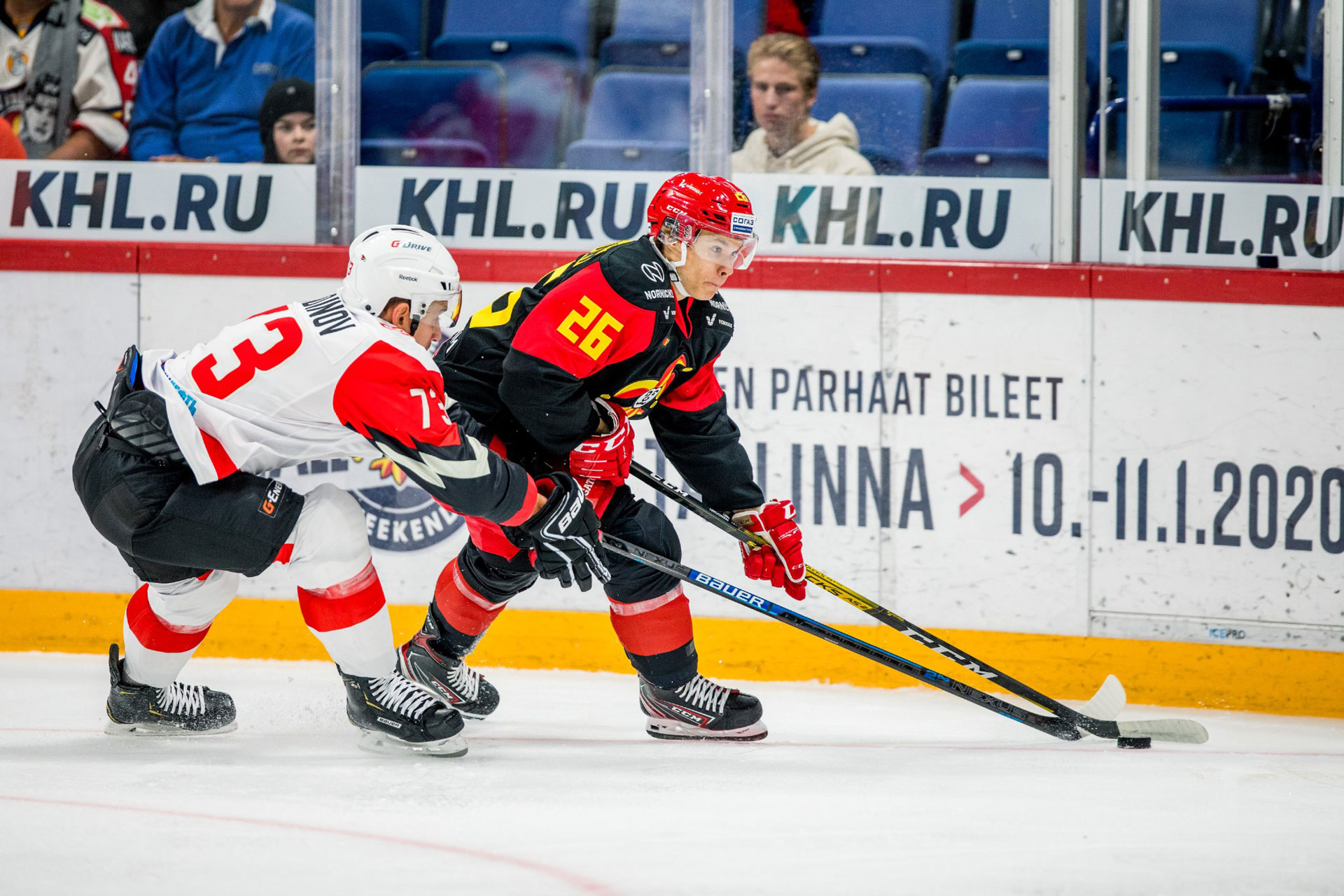 Link to event Jokerit - HK Sochi