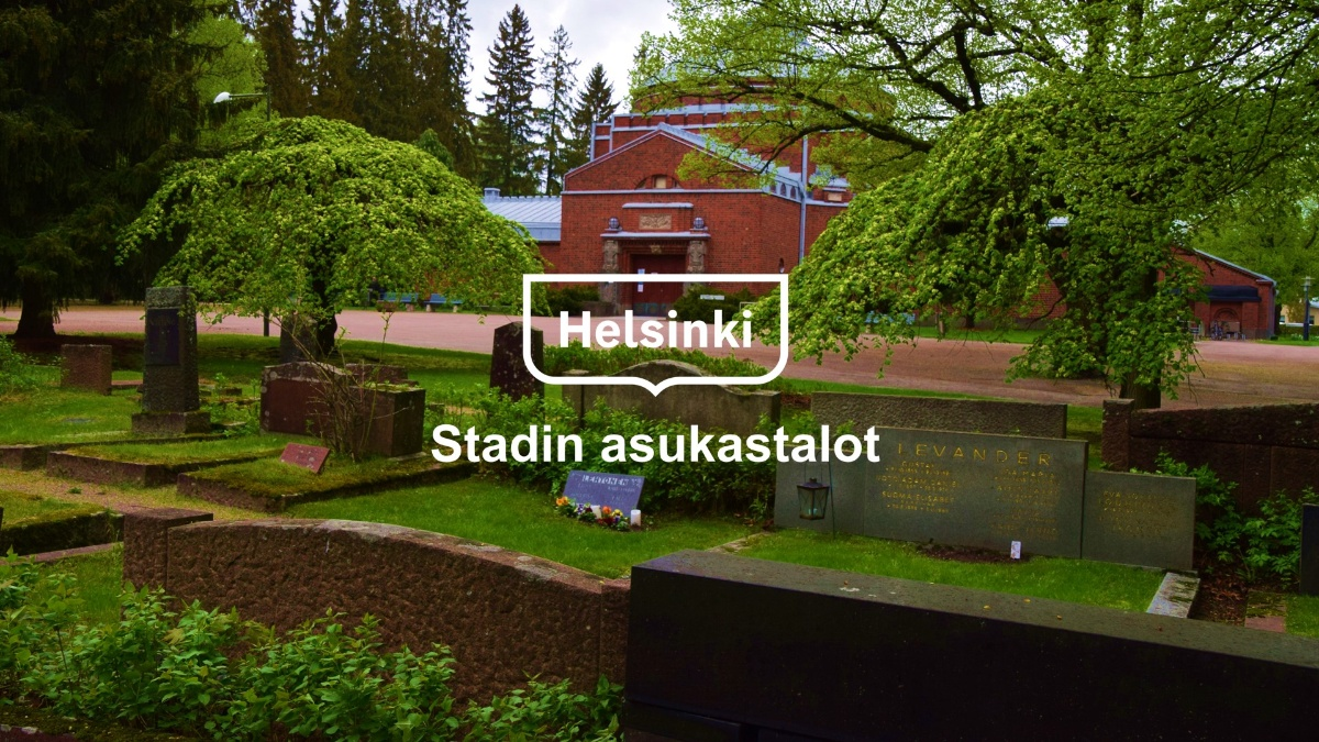 Link to event Retki Malmin hautausmaalle
