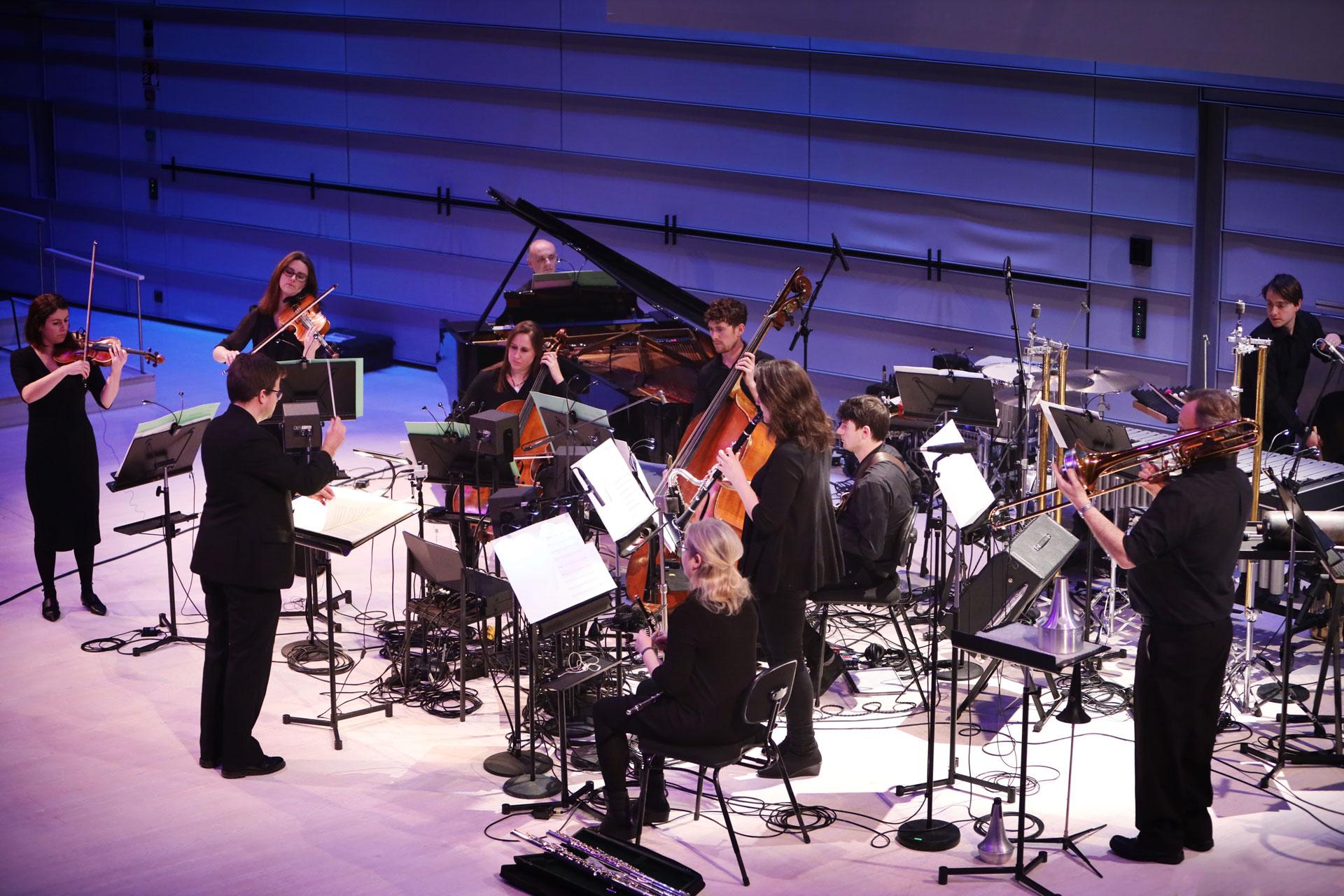 Link to event Musica nova Helsinki 2021