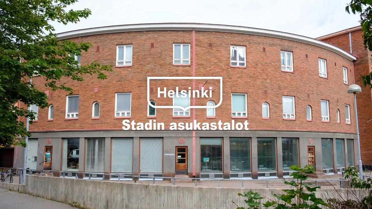 Linkki tapahtumaan Stadin asukastalo Malmi 20 vuotta