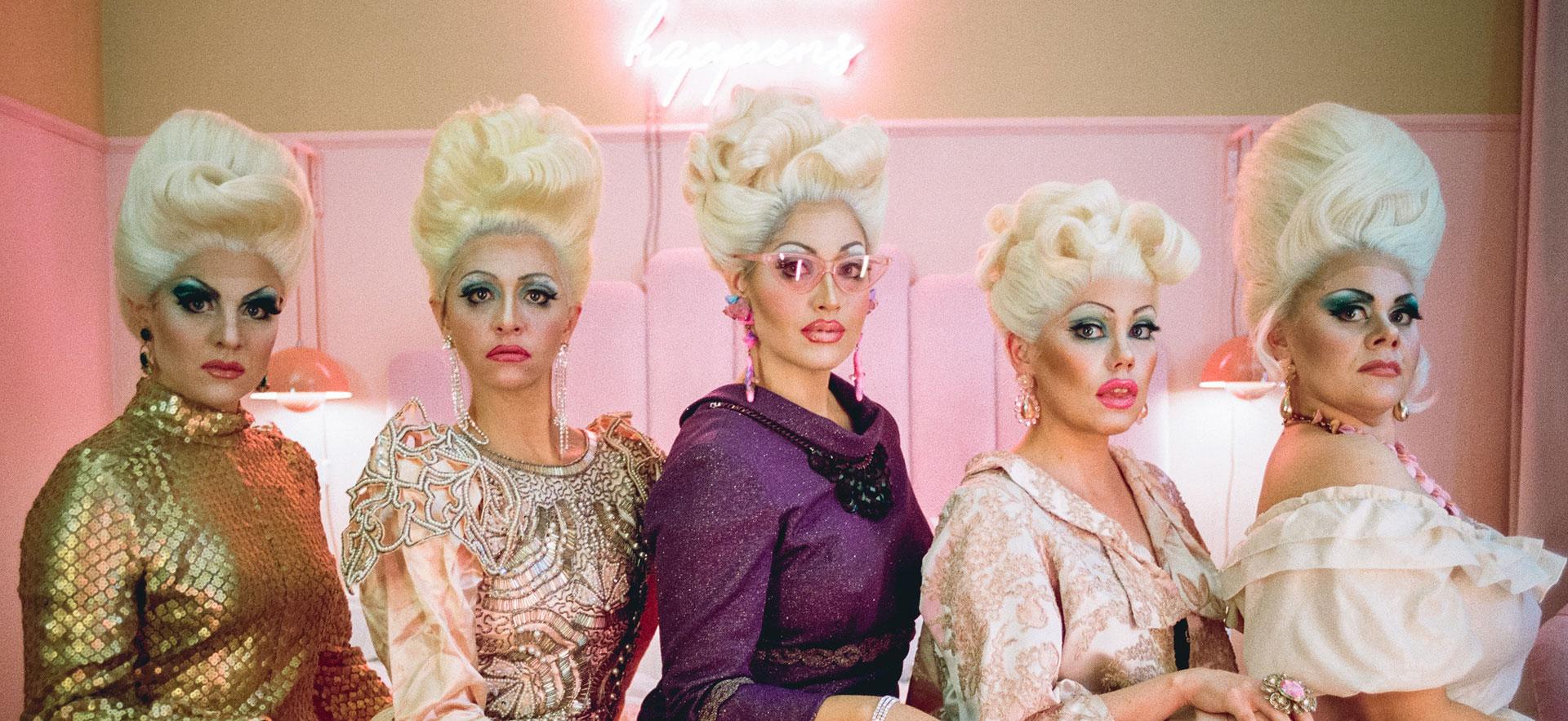 Linkki tapahtumaan Peruutettu: The Betty Show