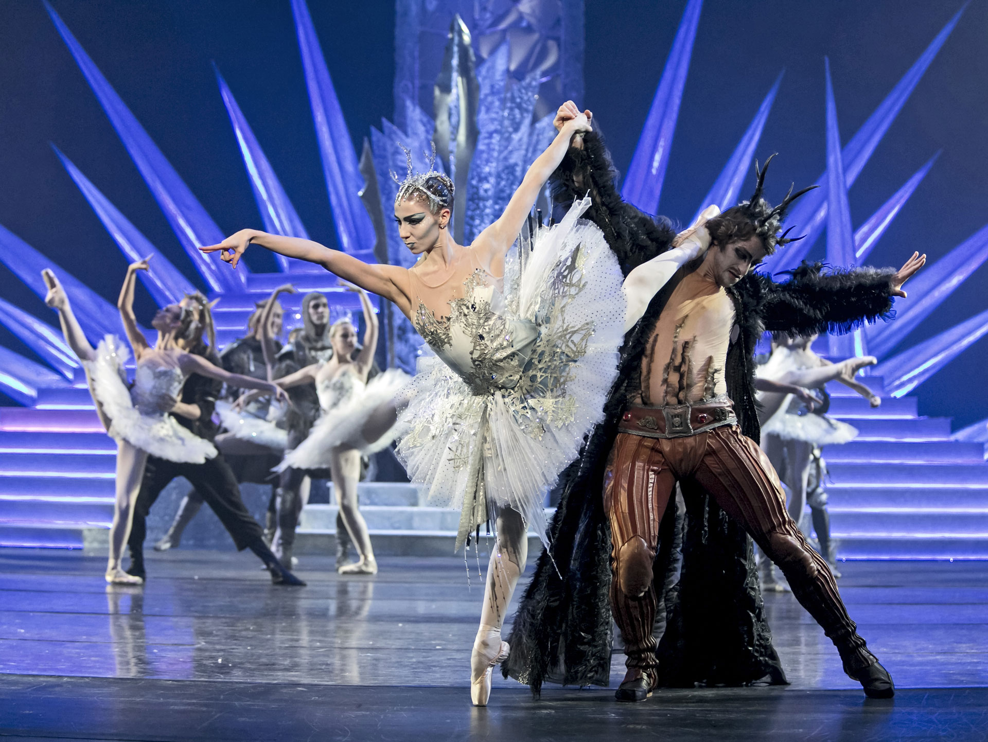 Link to event The Snow Queen virtually