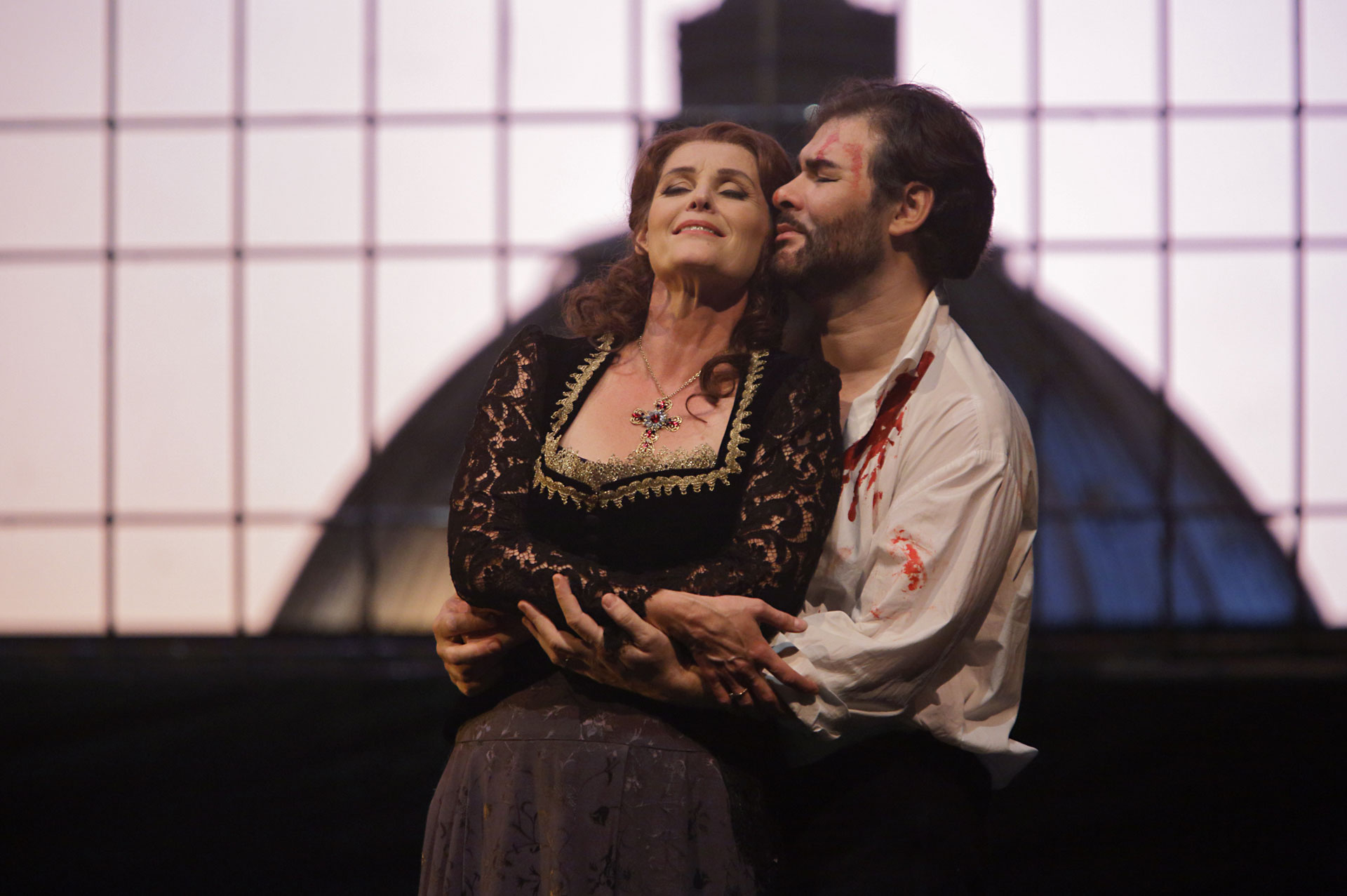 Länken till evenemang Stage24: Tosca virtuellt