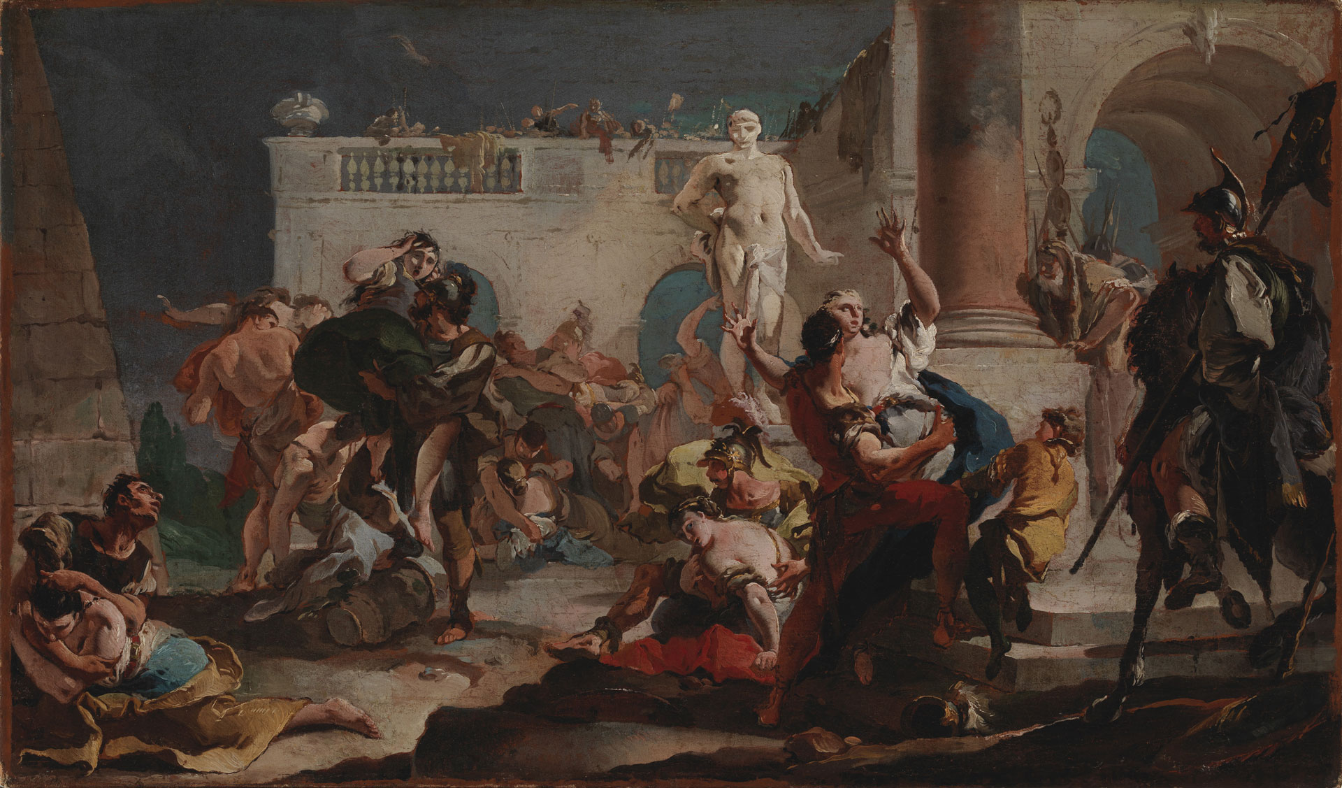 Link to event Tiepolo − Venice in the North