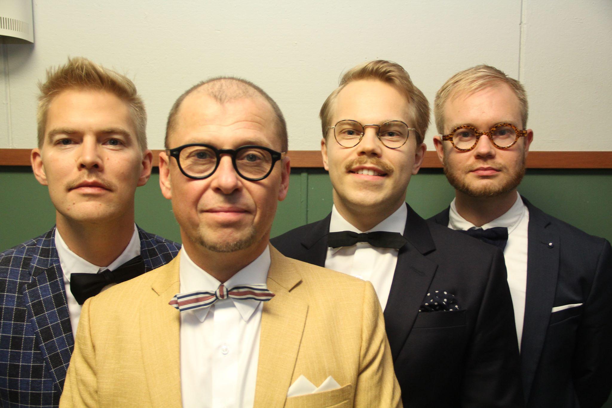 Link to event Sami Saari & Jazzpojat, Jallukka All Stars