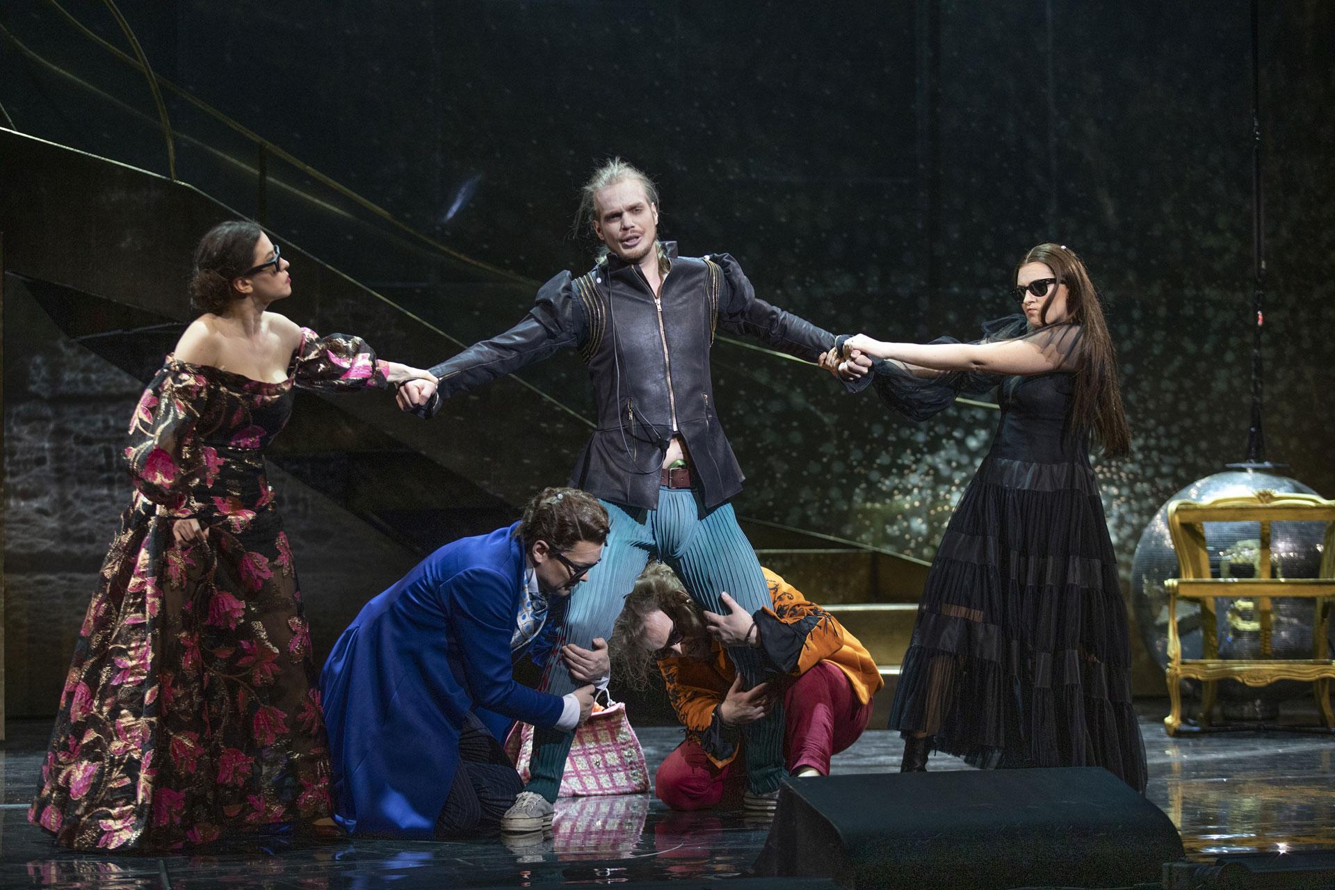 Länken till evenemang Don Giovanni virtuellt