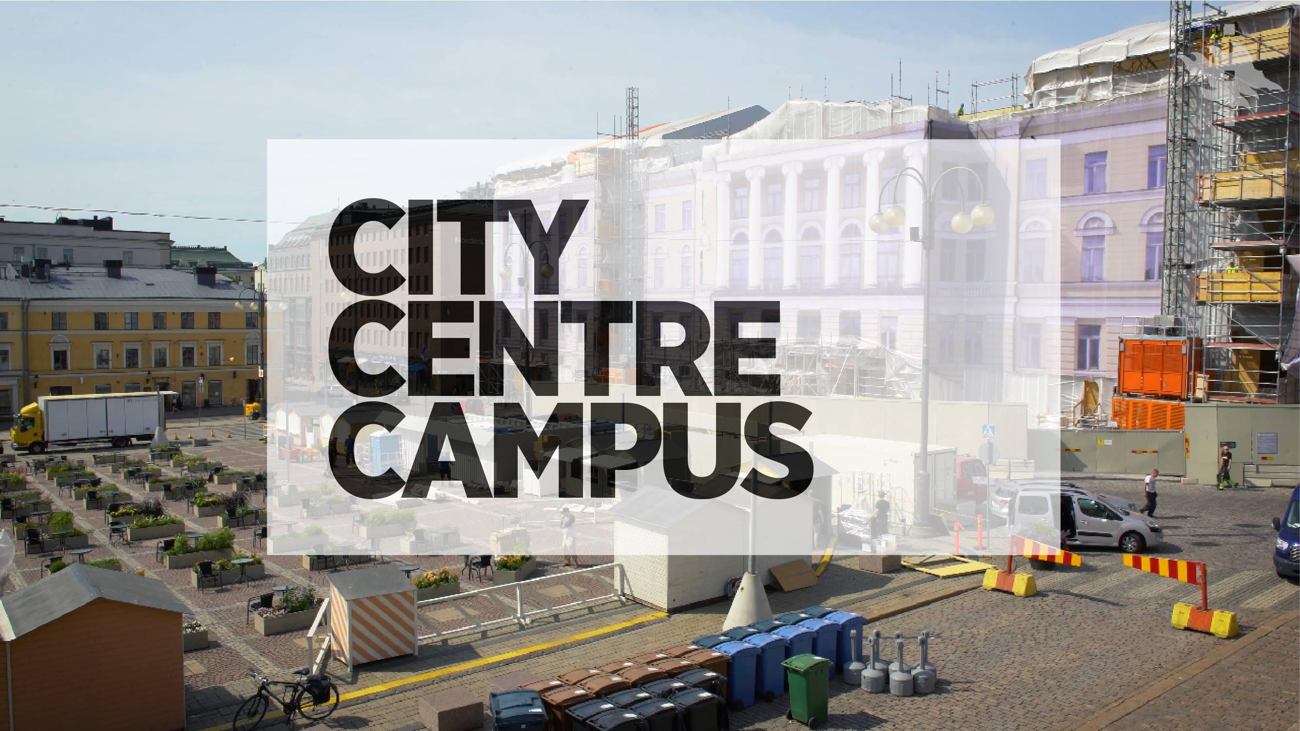 Linkki tapahtumaan Taidehistoriallinen kävelykierros: City Centre Campus (englanniksi)