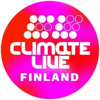Linkki tapahtumaan Climate Live Suomi