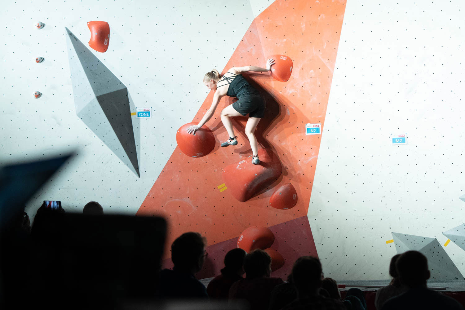 Link to event Bouldering Finnish Championships 2020