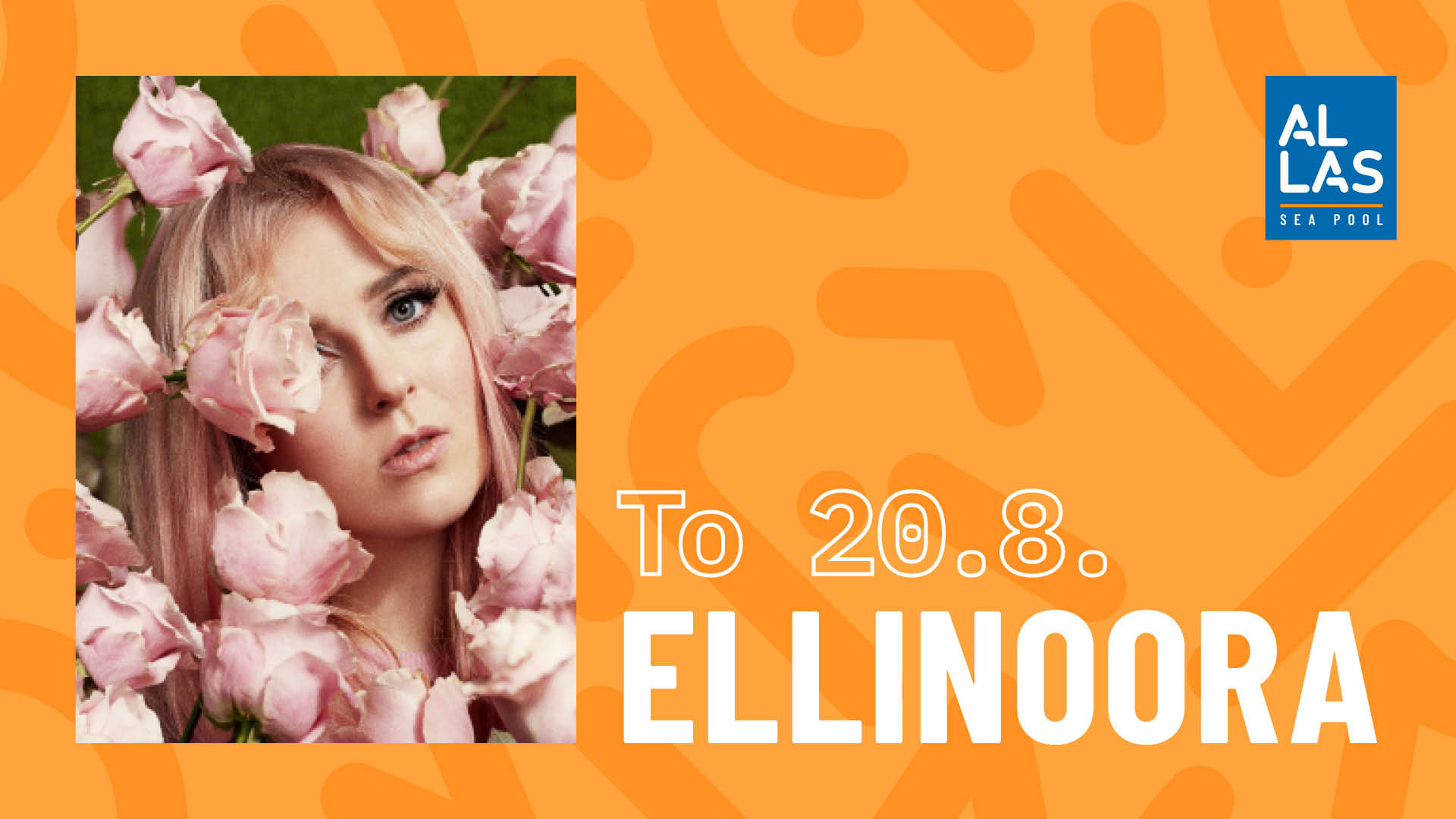 Linkki tapahtumaan Allas Live: Ellinoora