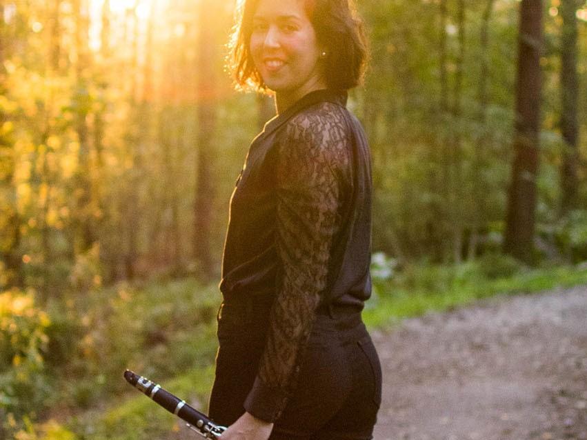 Link to event Elollinen - Lucy Abramsin jatkotutkintokonsertti Talvipuutarhassa