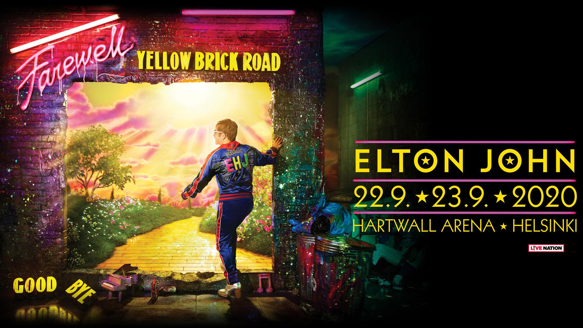 Link to event Elton John