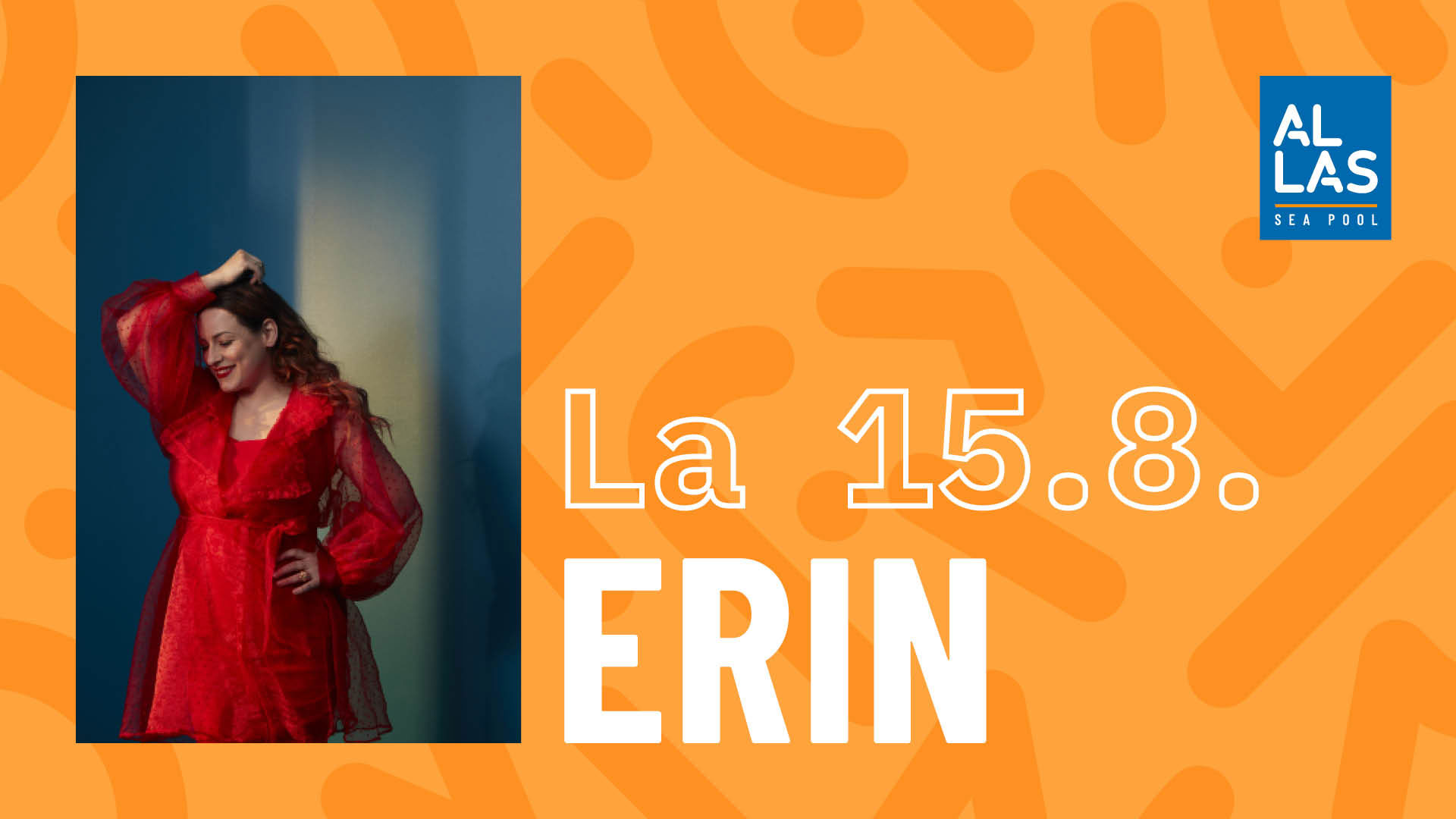 Link to event Allas Live: Erin