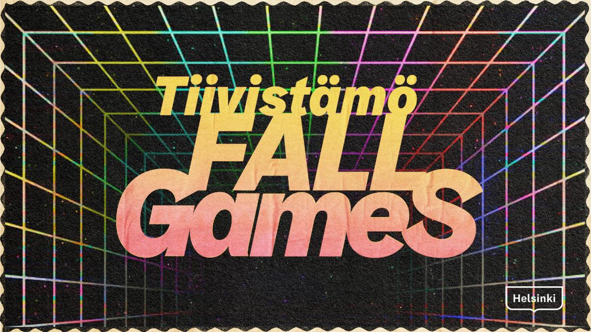 Linkki tapahtumaan Tiivistämö Fall Games – e-sport tapahtuma