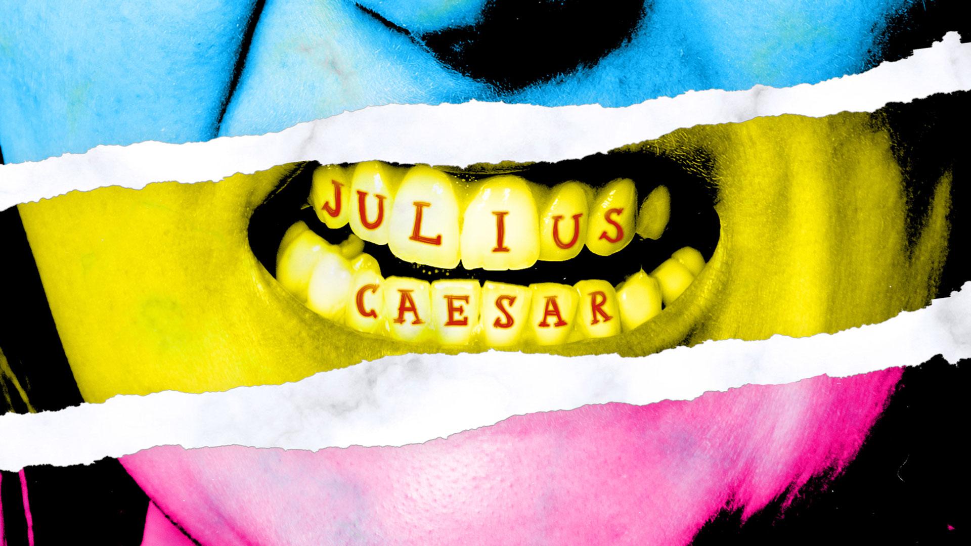 Länken till evenemang Julius Caesar